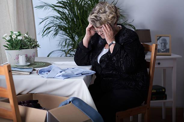 жена получила пенсию умершего мужа