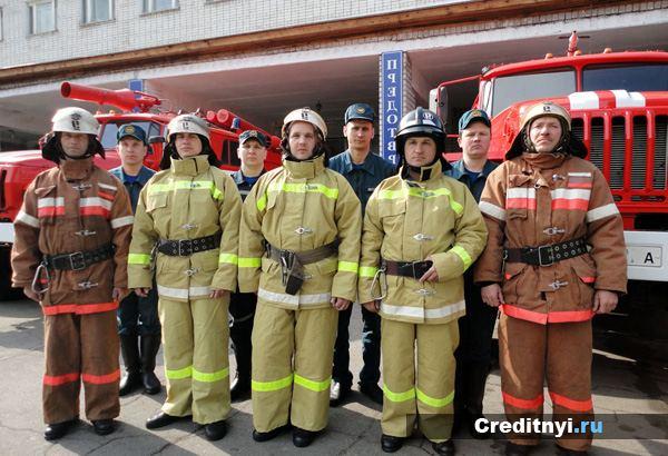 пенсия пожарного калькулятор
